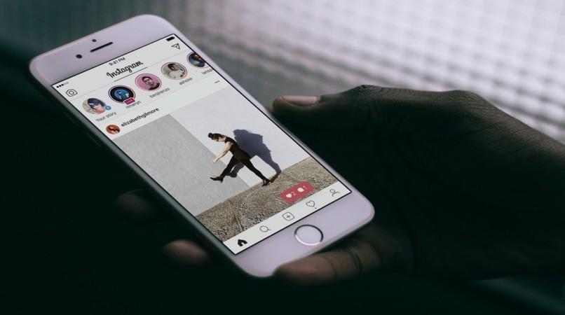mehrere mobile Instagram-Konten
