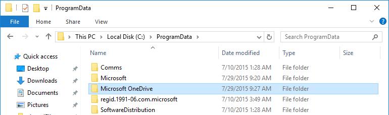 So deinstallieren Sie die OneDrive-App unter Windows 10