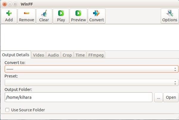 Wie man MP4 in Ubuntu in Avi konvertiert (und auf einem DVD-Player ansieht)