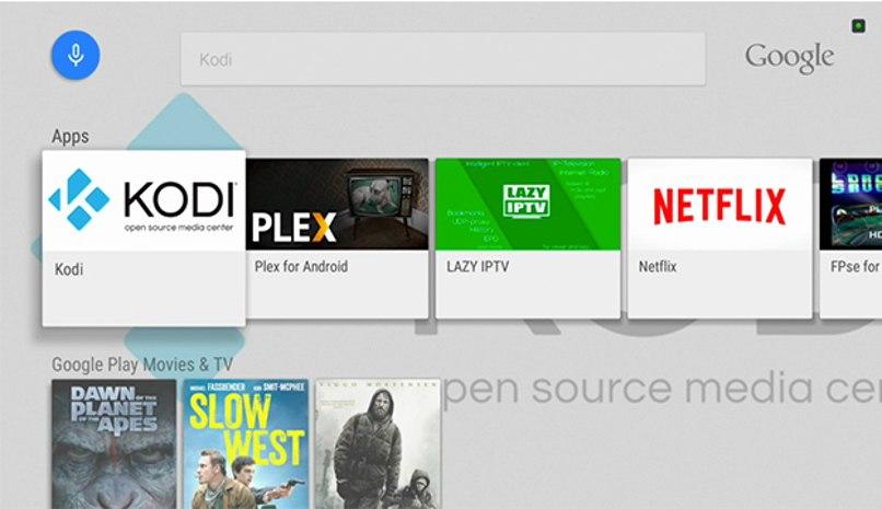 Installieren Sie Kodi Android