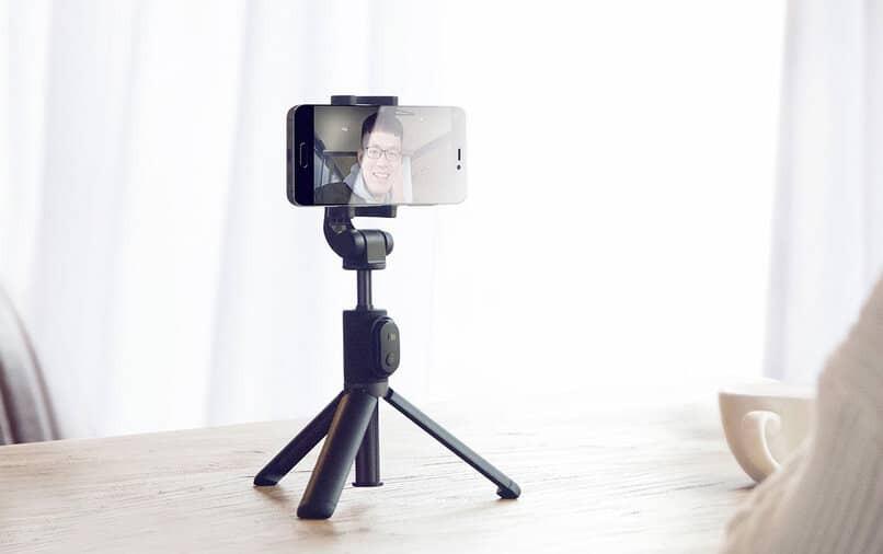 Selfie-Stick einstellen