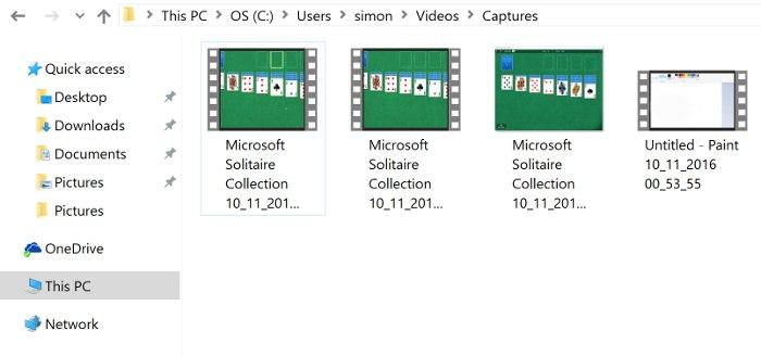 Aufzeichnen von Spielen (und anderen Apps) mithilfe der Windows 10-Spielleiste