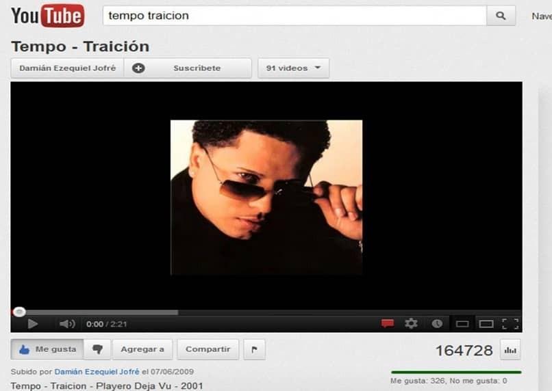 Das Youtbe-Video wird nicht gesehen