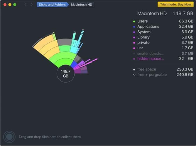 Die 4 besten Tools zum Überprüfen des Speicherplatzes Ihres Mac. Es macht keinen Spaß, auf Ihrem Mac nicht mehr genügend Speicherplatz zu haben.  Es ist einfach herauszufinden, was am meisten Platz beansprucht.  Verwenden Sie diese Tools, um den Speicherplatz auf dem Mac zu überprüfen.