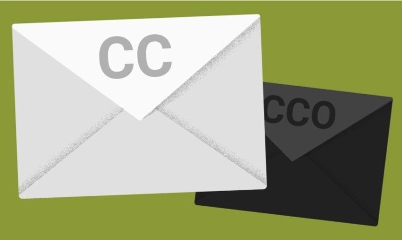 cc cco Google Mail-Funktion