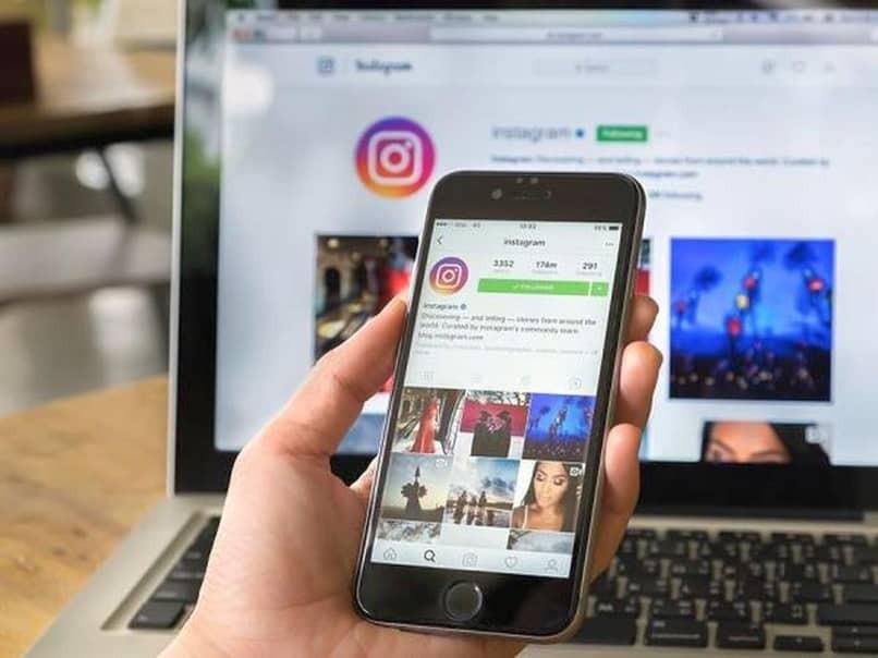 dass wir uns auf Instagram beschäftigen wollen, wie die Biografie.  Unsere Nachricht wird automatisch gespeichert und jeder kann sie sehen.