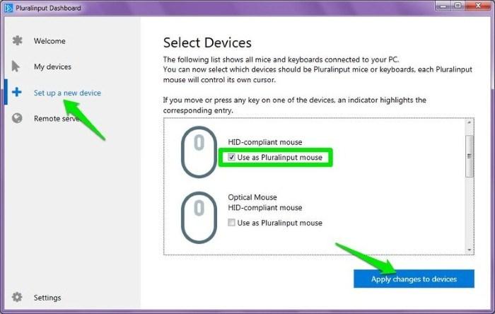 3 Interessante Anwendungen für mehrere Mäuse und Tastaturen auf dem PCC Das Anschließen mehrerer Mäuse und Tastaturen an Ihren PC ist nicht so albern, wie es sich anhört.  Hier sind 3 großartige Anwendungen für mehrere Tastatur- / Maussätze auf dem PC.