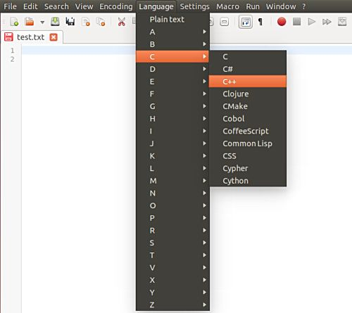 Notepadqq: Notepad ++ Alternative für Linux