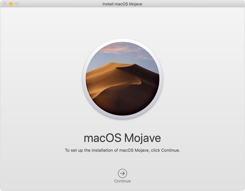 So setzen Sie einen Mac auf die Werkseinstellungen zurück
