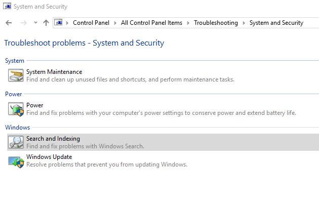 Windows 10 Startmenüsuche funktioniert nicht?  Hier sind einige Lösungen
