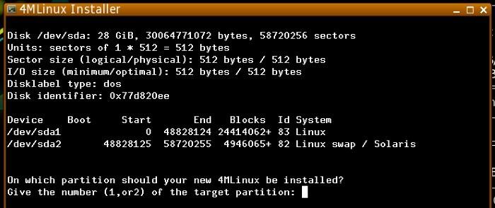 4 MLinux Installations- und Überprüfungshandbuch