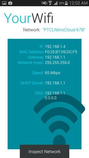 Mit WiFi Inspector für Android können Sie ein Wi-Fi-Netzwerk ordnungsgemäß scannen und Eindringlinge darin erkennen
