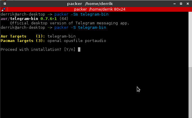 So installieren Sie die offizielle Telegramm-Desktop-App unter Linux