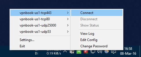 So richten Sie VPNBook unter Windows ein und verwenden es