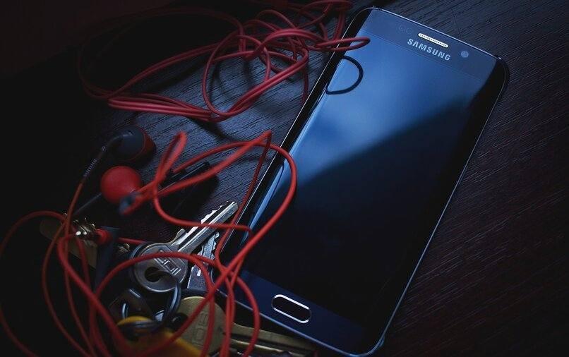Samsung schaltet sich aus