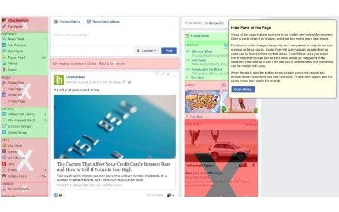 6 Fantastische Chrome-Erweiterungen zur vollständigen Anpassung Ihres Facebook-Kontos Wenn Sie mit dem Aussehen von Facebook nicht zufrieden sind, können Sie mit diesen Chrome-Erweiterungen Ihr Facebook-Konto vollständig nach Ihren Wünschen anpassen.