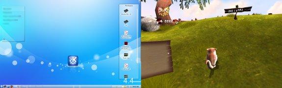 So führen Sie Vollbildspiele unter Linux mit zwei Monitoren aus
