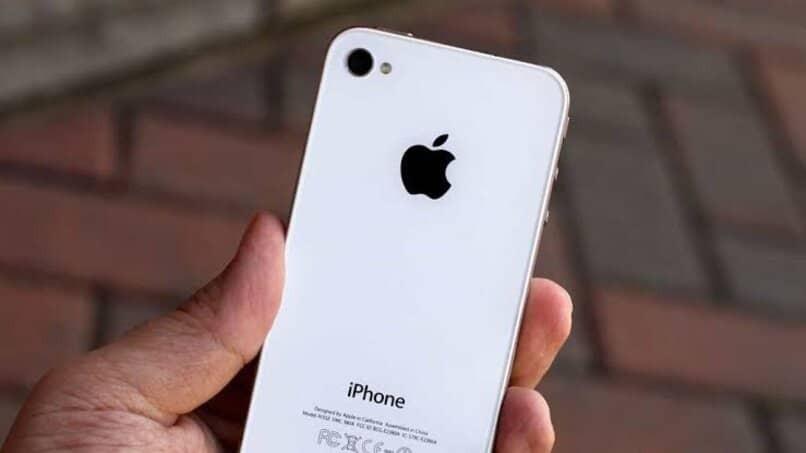 iPhone White Apple Store