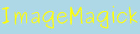 Ausführen von Image Magic mit ImageMagick