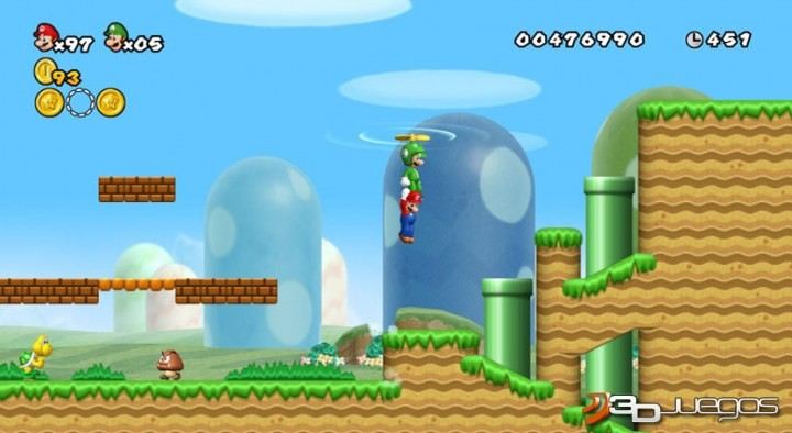Super Mario Bros. herunterladen