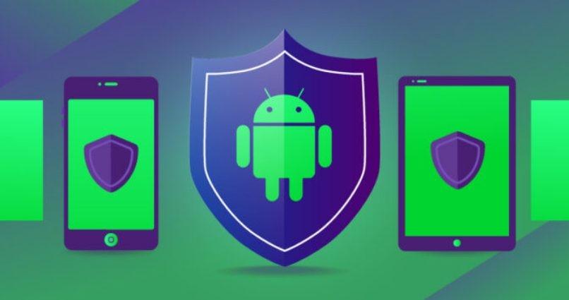 einige Antivirenprogramme auf Android-Handys installiert
