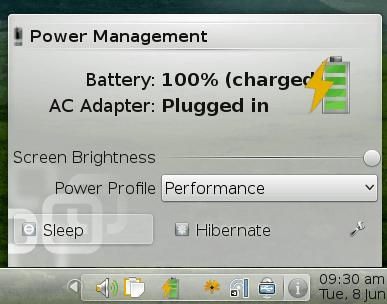 KDE-Energieverwaltung 101