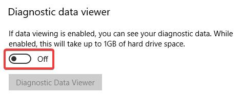 So zeigen Sie Diagnosedaten in Windows 10 an und löschen sie
