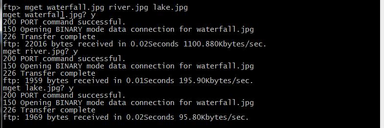 So verwenden Sie FTP über die Linux-Befehlszeile