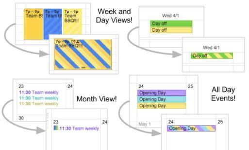 7 nützliche Chrome-Erweiterungen zur Verbesserung von Google Kalender Obwohl Google Kalender einer der beliebtesten Kalender ist, ist er immer noch nicht perfekt.  Hier sind einige der besten Chrome-Erweiterungen, mit denen Sie Google Kalender verbessern können.