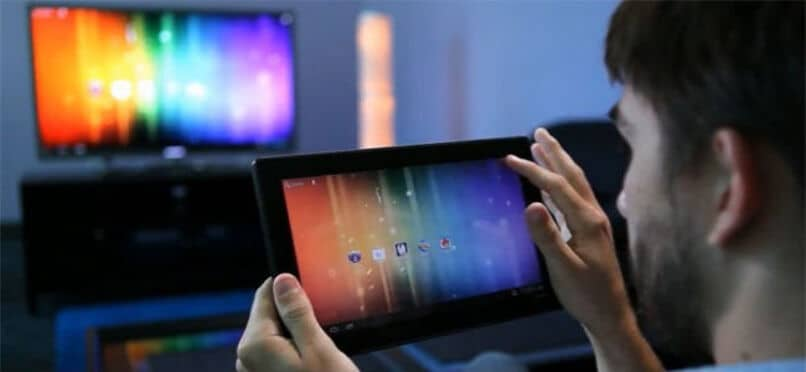 Verwenden Sie Android Miracast im Fernsehen