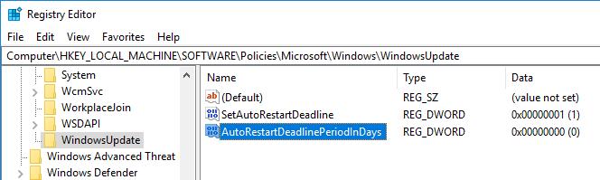 So konfigurieren Sie die Einstellungen für den automatischen Neustart in Windows 10. Windows ist nützlich, um Ihren Computer automatisch neu zu starten, wenn Sie es am wenigsten erwarten.  So können Sie die Einstellungen für den automatischen Neustart in Windows ändern, damit es keine unerwünschten Überraschungen gibt.