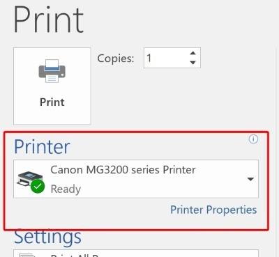 So speichern Sie Dateien als PDF in Windows 10 ohne zusätzliche Software