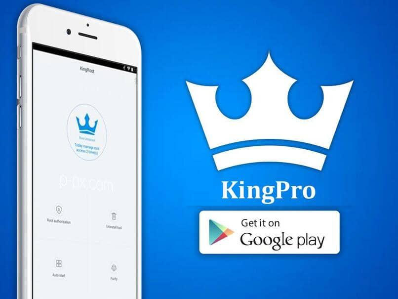 deinstallieren oder entfernen Sie Kingroot von Android