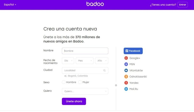 Schritte Badoo-Konto wiederherstellen