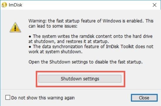 So richten Sie eine RAM-Disk in Windows ein und verwenden sie