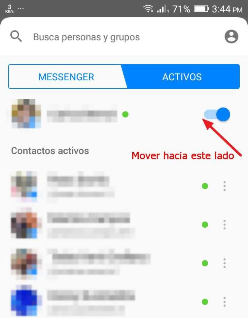 Chat-Messaging-Facebook-Kontakte