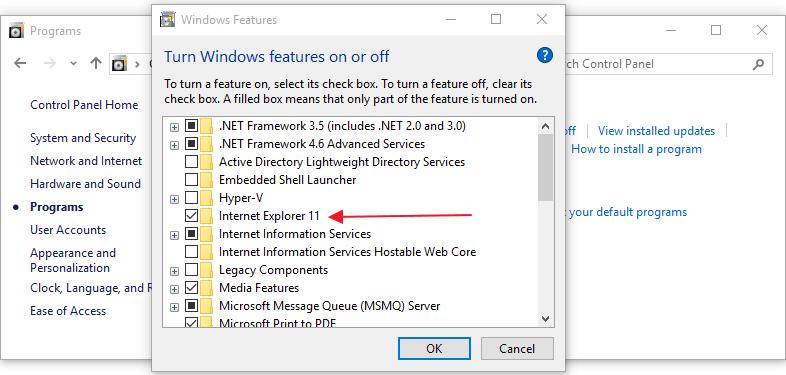 So deaktivieren Sie Internet Explorer in Windows 10 Möglicherweise verwenden Sie Internet Explorer 11 nicht auf Ihrem Computer.  Es kann nicht deinstalliert werden, aber Internet Explorer kann in Windows 10 deaktiviert werden. Finden Sie heraus, wie.
