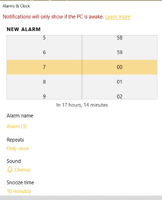 So stellen Sie Alarme und Timer in Windows 10 ein