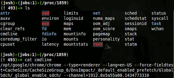 Verwenden des /proc-Dateisystems, um das Innere von Linux zu untersuchen