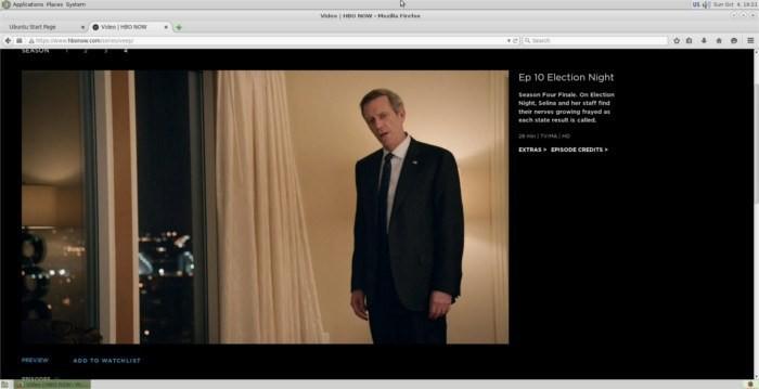So sehen Sie HBO jetzt auf Ubuntu