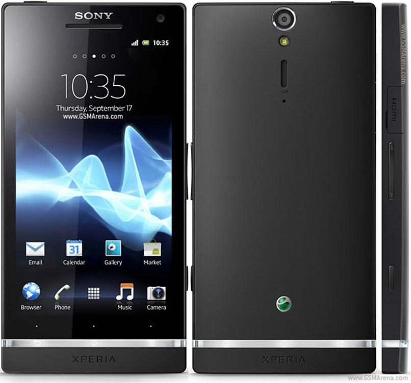 Hardreset von Sony Xperia