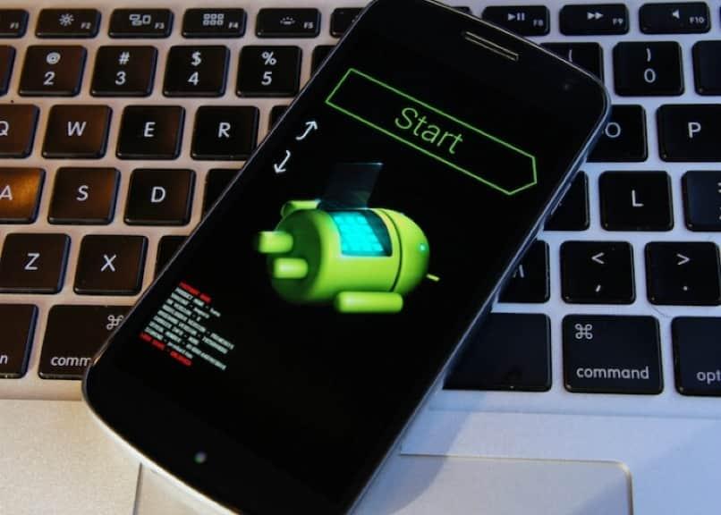 Wiederherstellungsmodus für Android-Computer