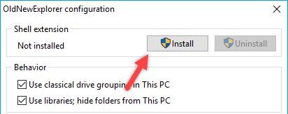 Windows 10 Datei-Explorer wie Windows 7-Datei-Explorer aussehen lassen Wenn Sie das Aussehen von Windows 7-Datei-Explorer bevorzugen und Windows 10 verwenden, erfahren Sie hier, wie Sie Windows 10 Datei-Explorer wie Windows 7 aussehen lassen.