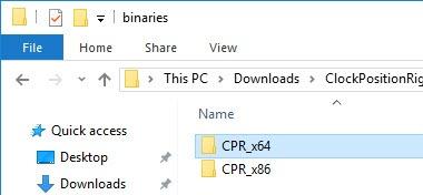 So verschieben Sie die Uhr in Windows 10 in die rechte Ecke der Taskleiste