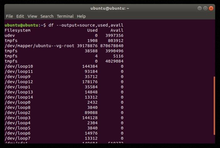 So überprüfen und verwalten Sie den Speicherplatz unter Linux