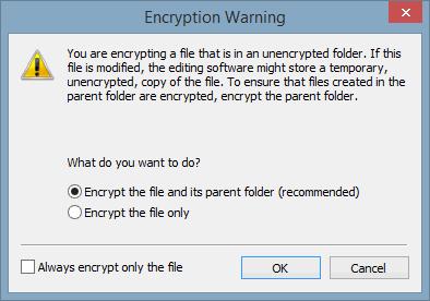 Ändern Sie die Farbe von Dateinamen in Windows
