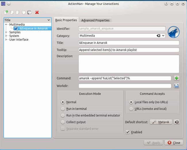 Verwenden Sie Krusader für eine bessere Dateiverwaltung auf dem KDE-Desktop
