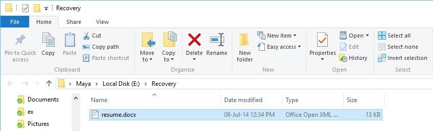Stellen Sie gelöschte Dateien, Ordner und Partitionen schnell wieder her mit Active Undelete