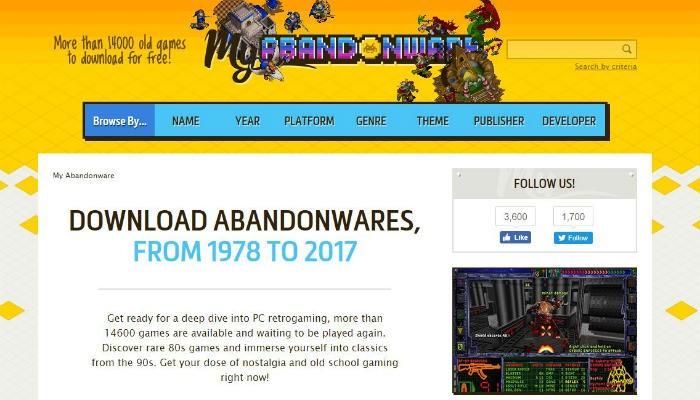 5 der besten Websites zum Herunterladen von kostenlosen Spielen - 1