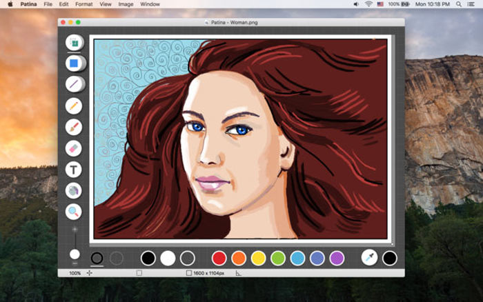 6 einfache Zeichen-Apps für Mac. Adobe Photoshop kann zu kompliziert sein.  Manchmal brauchen Sie nur eine einfache Zeichen-App.